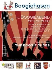 117. Boogiehasenabend