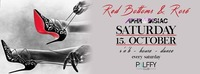 Sa.15.10/ Aphrodisiac - Red Bottoms & Rosé/ Palffy Club@Palffy Club