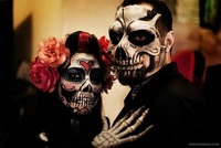 Halloween - Level 26 präsentiert: Mexikanisches Totenfest@Level 26