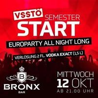 VSSTÖ Semester Start@Bronx Bar
