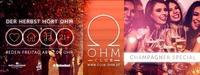 Club Ohm - der Herbst hört Ohm@Club Ohm