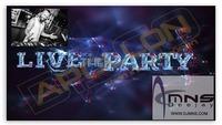 LIVE for the PARTY - mit Gast DJ MNS@Disco Apollon