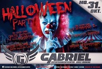 ►►►► Halloween PARTY ◄◄◄◄@Gabriel Entertainment Center