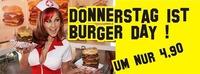 Burger Day@Tanzcafe Waldesruh