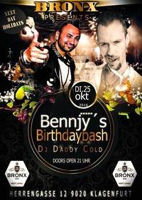 Bennjy´s Birthday Bash@Bronx Bar
