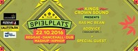 ♛Kings Crown Sound /w Ras MC Bean♛@Club Spielplatz