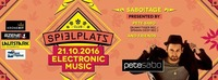 《Sabo│Tage》 pres. by Pete Sabo & Friends@Club Spielplatz