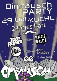 Oimrauschparty Vol. 5.0
