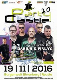 Party Castle 2.0 @Burgenwelt Ehrenberg