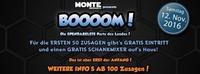 Boooom! - Die Spendabelste Party des Landes!@Monte
