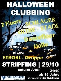Halloween Clubbing@Stripfing, 2253 Weikendorf, Österreich
