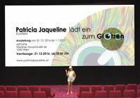 Patricia Jaqueline lädt ein zum Glotzen@ARTOPIA
