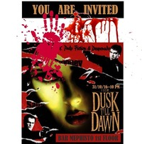 From Dusk Till Dawn / Halloween 2k16@Bar Mephisto