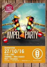 Ampelparty!! Die etwas andere Single Party @Partystadl