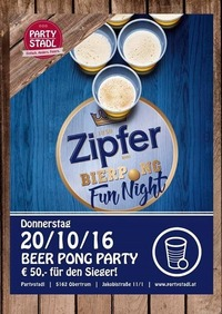 Beer Pong Party @Partystadl
