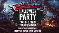 Halloween Party @ Caffe Luca@Caffé Luca