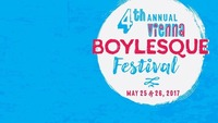 "Jacques Patriaque präsentiert 4. Vienna Boylesque Festival ""Here@Stadtsaal Wien"