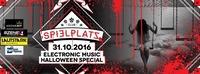 Spielplatz des Grauens - Halloween Special@Club Spielplatz