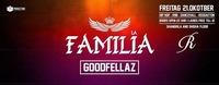 La Familia meets - Back 2 Rhythm 1 YEARS ANNIVERSARY@Ride Club