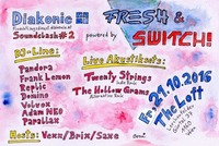 Diakonie Soundclash #2 powered by Fresh & Switch!@The Loft