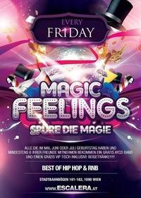 Magic-Feelings Reloaded@Escalera Club