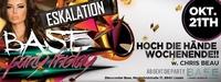 Eskalation - Base Party Friday@BASE