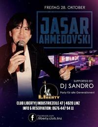 Jasar Ahmedovski@Club Liberty