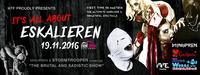 HTF pres. Its all about Eskalieren! Minupren & Stormtrooper@Event Arena