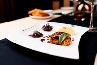 Gans-Spezialitäten im ef16@ef16 Restaurant Weinbar