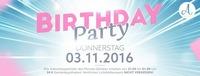 Birthday-Party@A-Danceclub