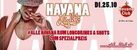Havana Nights@Stehachterl