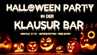 Halloween Party @Klausur Bar@Klausur Bar