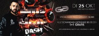 Hip Hop Dash w/ DJ Mo (Nächster Tag ist Feiertag)@Club G6