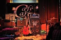 Candor, die Band@Café Carina