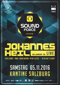 Johannes Heil live@Die Kantine Salzburg