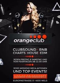 Orange Night @Orange Club
