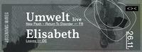 Ascending Waves with Umwelt live & Elisabeth@Grelle Forelle
