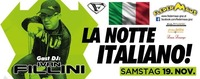 La NOTTE Italiano@Fledermaus Graz