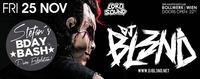 BL3ND & STEFAN`S B DAY BASH@Bollwerk