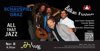 Balkan Fusion@ALL That JAZZ
