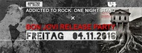 ATR - One Night Stand - Bon Jovi Release@U4