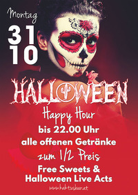 Halloween im Kaktus@Kaktus Bar