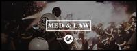 Med & Law - Sa 05.11. – Delirium Maximum@Chaya Fuera
