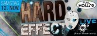 Hardeffekt – die Hardstyleparty@Fullhouse