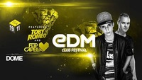EDM Club Festival w./ Flip Capella & Toby Romeo@Praterdome