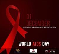 World Aids Day - in Kooperation mit der Aids Hilfe Wien@Inside Bar
