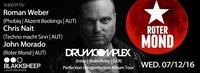 Roter Mond // with Drumcomplex@Bollwerk