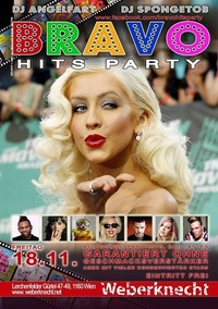 BRAVO Hits Party at Weberknecht // 18.11.2016@Weberknecht