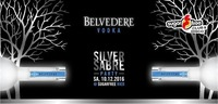 Silver Sabre Party by Belvedere