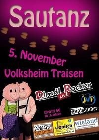 Sautanz 2016 - Back to the Roots@Volksheim Traisen